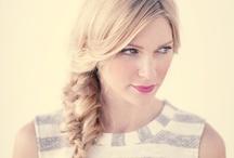 Hair/Makeup / by Emily Lemons