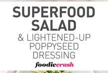 Recepten-Salades