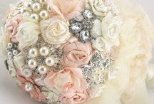 My pretty little pink and silver winter wedding ✰