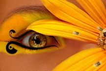 shooting monochrome jaune