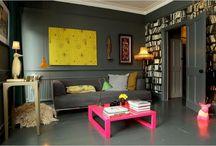 Bookshelves / by Jessica Goon