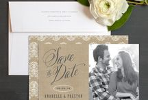 Save the Dates / Tons of ideas for sending out Save the Dates!