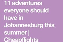 Things to do JHB