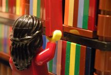 LEGO Club / Check the Round Lake Library's calendar for this month's Junior Lego and Preschool Lego Club dates.