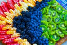 Bandejas De Frutas
