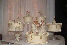 Beauty/Beast rustic wedding
