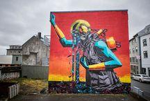 World of Urban Art : DEIH  [Spain]