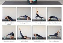 joga z kołem