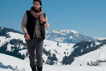 Navigare Fall Winter 2014 / Navigare Fall Winter collection 2014 - Dolomiti campaign