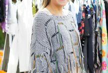 knits / by Sylvia Stephanson