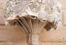 Букеты текстильные