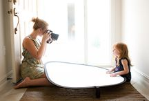 Photography / Photography Tips, Tricks and Ideas that will make your next family picture the best. / by Kim Demmon {Today's Creative Life}