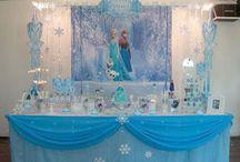 frozen Elza party