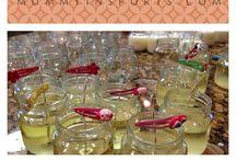 bébikajás üvegek