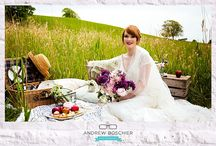 Wedding Creativity / How do you celebrate the happiest day of your life? Creative Wedding Photography by Andrew Boschier.