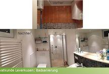 Badsanierung / Badsanierung, Sanierung, Trockenbau, Bautrocknung, Wasserschaden, Wasserschadensanierung