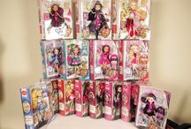 Ever after high / So nice dolls