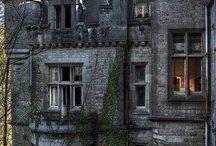 Старые особняки
