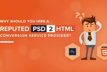 HTML / WHY SHOULD YOU HIRE A REPUTED PSD TO HTML CONVERSION SERVICE PROVIDER?
