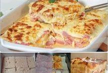 Sandwich Lasagne