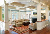 Living room / by Debbie Garrett