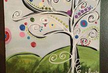 paint night ideas