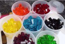 homemade lego gummies