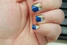 Jo's Jams for you. i love pretty nails. / Jamberry nail wraps on hands. For more information visit www.facebook.com/josjams4u