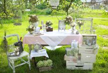 Vintage Wedding / Vintage style wedding ideas