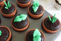 Cupcakes, taarten enzo...