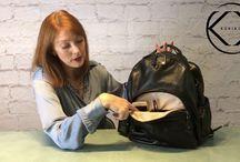 Joy - The worlds most versatile bag!