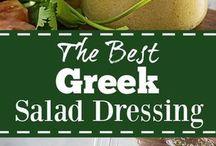 νsalad and dressings