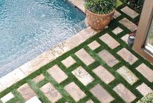 Inspiration + Outdoor Space / by Kelsey Clark