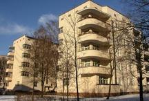 social housing and inner city estates
