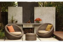 Outdoor Living Ideas / Being based in San Diego, it's always outdoor season.  For the rest of the country, Spring time is the time to start thinking about landscaping, Bar-B-Queing and spending more time outdoors in general.  We can help you with that.