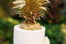 Hawaii cakes