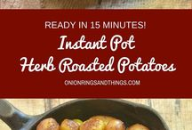 """In an """"Instant"""" pot"""