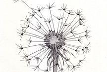 Dandelion Art