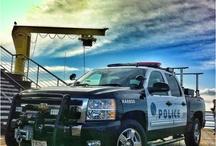 Police Cars / by Abbott Shaull