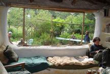 přírodní dům