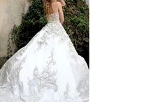 Ysa Makino / Gowns from the Ysa Makino Collection available at A Curvy Bride in Dallas! www.acurvybride.com
