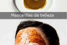 Cuidado casero de la piel
