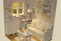Room box/diorama Inspiration