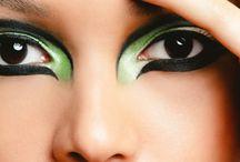 Inspiring makeup