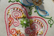 Crafting: Embroider