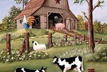 nella vecchia fattoria... ia  ia  oh