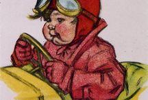 Germaine BOURET / Souvenirs de ma petite enfance