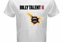 Billy Talent White T-shirt