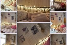 pretty rooms ideas / idee sul filo del country e shabby per camere da sogno