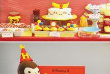 Ben's 2nd Birthday / by Kimberly Strome
